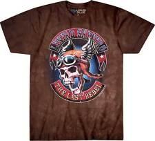 LYNYRD SKYNYRD Last Rebel Tie Dye T SHIRT M-L-XL-2XL Brand New Official T Shirt