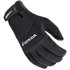 Joe Rocket Motorcycle Mens Honda Crew Touch Riding Gloves * Med, LG, XL,2X,3X*