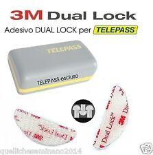 3M COPPIA ADESIVI PER TELEPASS VHB DUAL LOCK BIADESIVO MERCEDES CLASSE GLK  -
