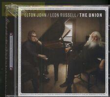 = Elton John / Leon Russel - THE UNION/POLISH EDition /sealed from Poland
