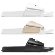 NICCE FLIP FLOPS - NICCE JOEY SLIDES - BLACK, WHITE, SAND - SANDALS - BEACH