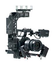 Maxicrane Pan Tilt Motorized Head for DSLR Video Camera Crane Jib, Made in USA