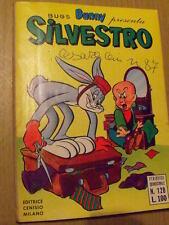 Silvestro 128 1968 ed. Cenisio