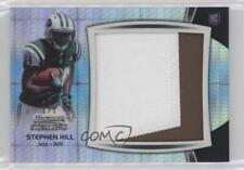 2012 Bowman Sterling #BSJRP-SH Stephen Hill New York Jets Rookie Football Card