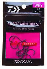 Daiwa - BASSERS WORM HOOK - WKY