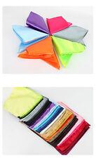 TRENDY Pochette de costume enfants adapté à cravate 29 couleurs NEUF