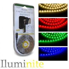 ILUMINITE BRANDED LED STRIP LIGHTS KIT IP20 NON 12V WATERPROOF POWER ADAPTOR