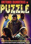 Puzzle (DVD, 2006) w/Antonio Banderas Original Spanish and English