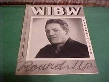 FEBRUARY 1948 WIBW TOPEKA KANSAS RADIO STATION MAGAZINE