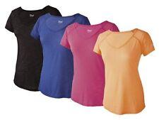 Crivit Damen Funktionsshirt T-Shirt Lauf Sport Fitness Shirt S bis L