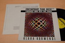 STOCKHAUSEN CAGE XENAKIS LP AVANT GARDE CONTEMPORARY NM !!