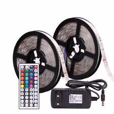 RGB LED Strip Waterproof 2835 5M 10M DC12V Fita LED Light Strip Neon LED 12V ...