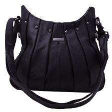 WomenLadies Bag soft Leather Handbag Shoulder messenger Cross Body Tote Satchel