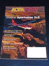 AOPA PILOT - GLASTAR SPORTSMAN 2 2 - June 2004