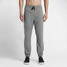 NWT Hurley Men's Dri-Fit Drifter Jogger Pants Size XL 2XL Grey