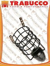 Trabucco Airtek black wire BULLET FEEDER large 4,0cm ø3,0cm