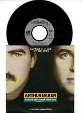 Arthur Baker & the Backbeat Disciples   -    Last thing on my mind