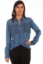Scully Women's Western Blouse HC641