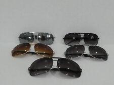 Rayflector Wrap Around Aviator Sunglasses, AV1200