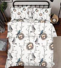 3D Bird Nest Tree 787 Bed Pillowcases Quilt Duvet Cover Set Single Queen King CA