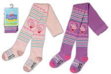 Collant enfant PEPPA PIG 2-3 ans 4-5 ans 6-7 ans (92 cm à 122 cm) NEUF licence