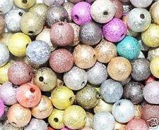 ASSORTITI Stardust Rotondo Acrilico Perle in varie dimensioni