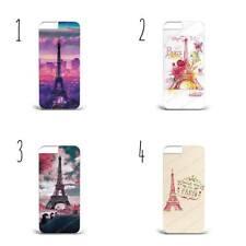 PARIS Ciudad De Amor 2 teléfono cubierta rígida cubierta de diseño para todas iPhone & Samsung