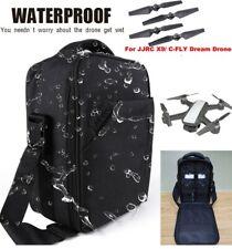 Shoulder Storage Bag Backpack 4 Pcs Propellers For JJRC X9 / C-FLY Dream Drone