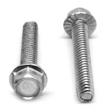 5/16-18 x 2 Taptite-Alternative Thread Roll Screw Hex Washer Hd Serrated Stl