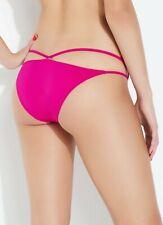 L'Agent by Agent Provocateur LIIANA Bikini Bottom NWT Bright Pink Orig. $66