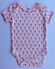 Mini BODEN Bambino Singolo Floreale Margherita Body bebè / corpo a manica corta