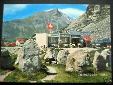 Switzerland~Schweiz~PIZ BARDELLA~JULIERPASS~GAULOISES