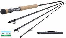 Nouveau shakespeare sigma supra fly fishing rod 7ft - 11ft 4pc tous les modèles disponibles