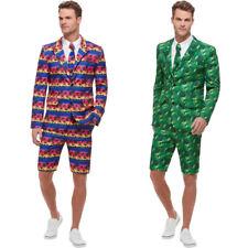 Mens Hawaiian Suits Fancy Dress Costumes