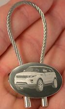 Range Rover Evoque Schlüsselanhänger RangeRover Keyring Gravur Evoke