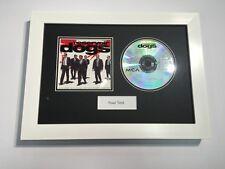 CD / Music Album Cover Memoribilia Frame White With 4 Mount Colours To Choose