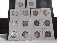 2 euro pièce commémorative 2015 - Tous les pièce disponibles * Neuve *
