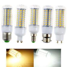 E27 E14 B22 G9 GU10 del Maïs Ampoule 15W 5730 SMD Lampe Chaud Froid Blanc