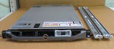 Dell PowerEdge R620 2x E5-2630L SIX-CORE 192GB RAM 2*146Gb 1U Rack Mount Server