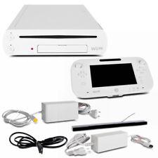 Wii U Spielekonsole 8GB Weiss & 32GB Schwarz Basic / Premium + Zubehörpaket