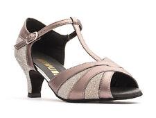 """Mesdames toutes les couleurs chaussures de Danse sociale 2 """" ou 2.5 """" TALON par"""