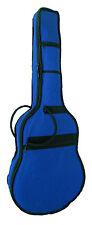 Gig bag-sac/housse - 10mm rembourré, western guitare, acoustique, notenfach + bande