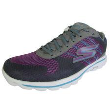 Skechers Mujer Gowalk 2 Spark con Cordones Zapatillas Zapato