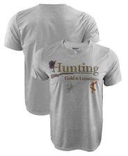 Donald Cowboy Cerrone Hunting Gold & Leprechauns Grey T-Shirt S M L XL XXL UFC