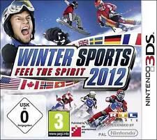 Nintendo 3DS Spiel ***** RTL Winter Sports 2012 - Feel the Spirit *******NEU*NEW