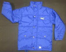 Kids  Suzuki Movistar Padded Style Paddock Childrens Nylon Blue Childs Jacket T