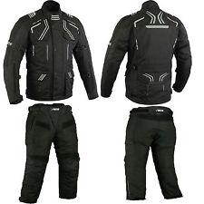 Combinasion Pour Moto.Pantalon Pour Moto.Hommes Veste Motard.