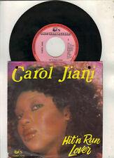 Carol  Jiani  - Hit´n Run Lover