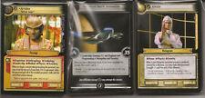 Star Trek CCG TCG 2E  Strange New Worlds Complete 120 Card Set