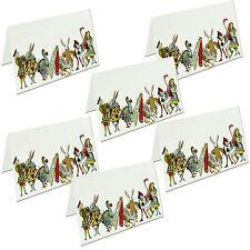 Alice in Wonderland PLACE CARDS Tea Party Decoration Prop Mad Hatters Vintage